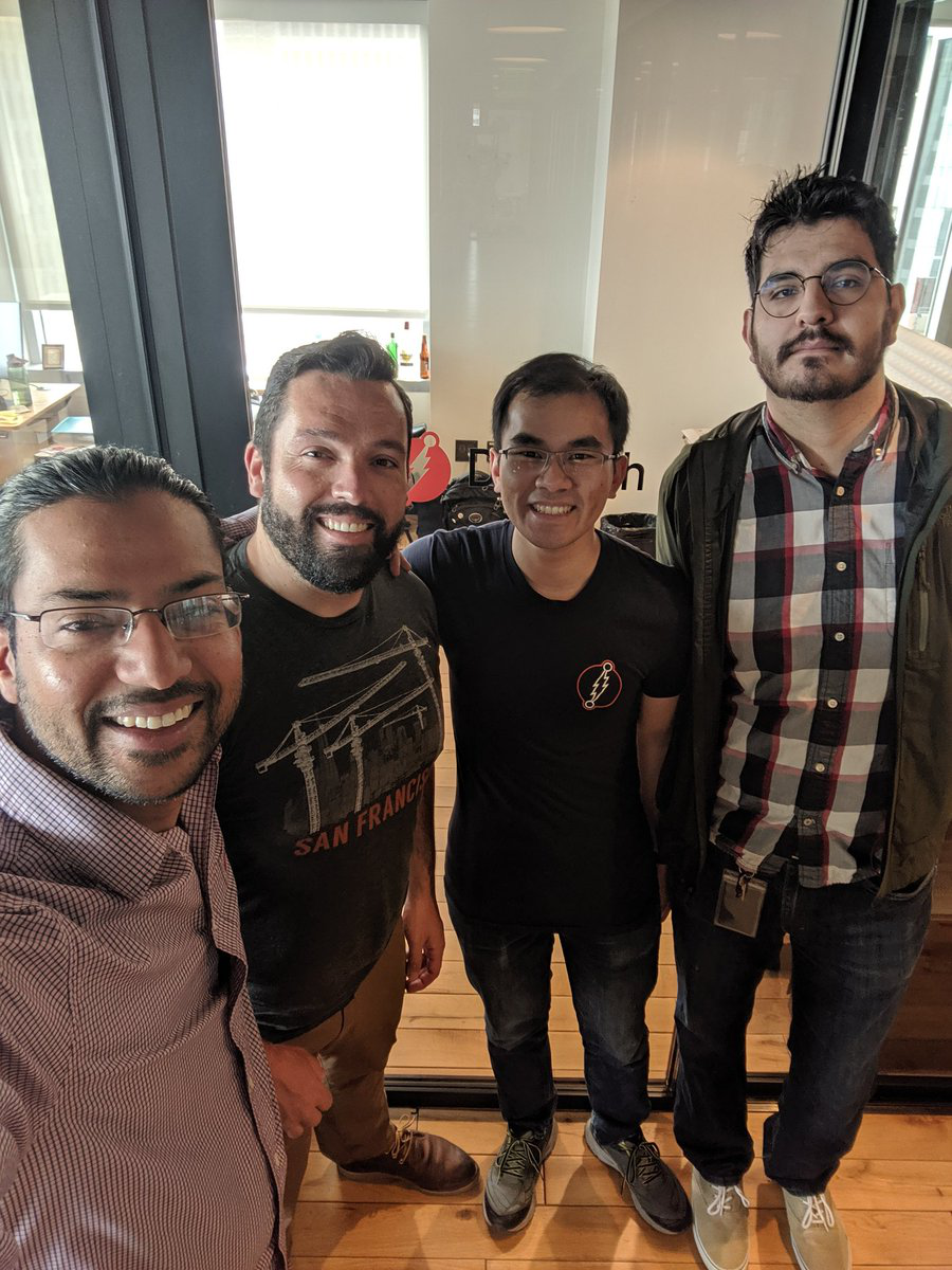 Dgraph San Francisco Team